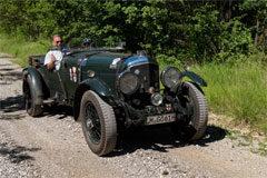 8Ltr. Bentley Open Tourer 1931