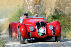 Alfa Romeo 6C 2500 SS Da Corsa 1939