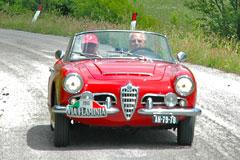 Alfa Romeo Giulia Spider 1965