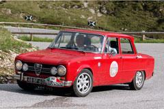 Alfa Romeo Guilia 1600 1974