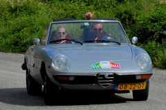 Alfa Romeo Spider 1600 1979