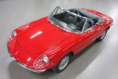 Alfa Romeo Spider 1970