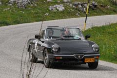 Alfa Romeo Spider 2l 1988