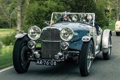 Alvis 4.3 special 1936