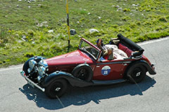 Alvis Speed 20 SD 1936