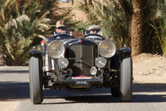 Alvis Speed 25/Labro 1936