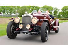 Alvis TC21 Special 1937