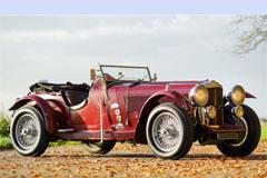 Alvis 4,3 ltr Special 1936