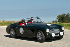 Austin Heaely  MK II 1961