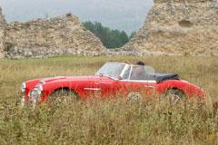 Austin Healey 3000 MK 2a 1962