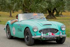 Austin Healey 3000 1960