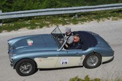 Austin Healey MK II 1962