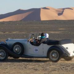 Bentley 3,5 l Derby 1935