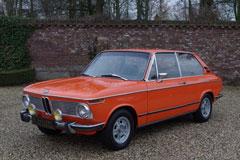 BMW 2002Tii Touring 1972