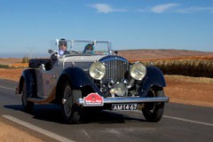 Bentley 3,5 l Derby 1935