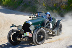 Bentley 3 / 4,5l Corsica  body 1923