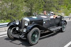 Bentley 4 1/2 l 1927