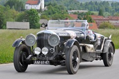 Bentley Derby Dale 1934