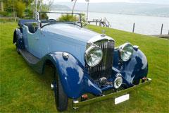 Bentley 4 1/4 liter 1936