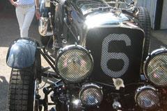 Bentley Speed 8 Racing Green 1948