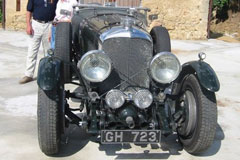 Bentley Speed 6 1930