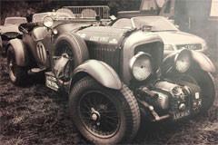 Bentley Vintage 4L 1931