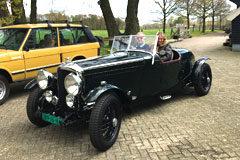 Bentley Derby 4.25 1938
