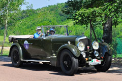 Bentley Open Tourer   1929