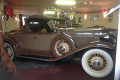Chrysler Six CM Sports Roadster 1931