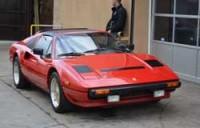 Ferrari 308 GTS 1984