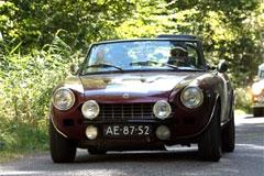 Fiat 124 Spider 1968
