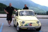 Fiat 500D 1962