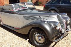 Frazer Nash BMW 327 cabrio 1938