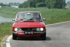 Lancia Fulvia 1.3 S 1973