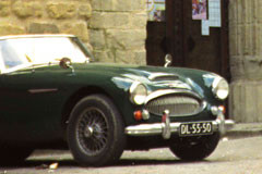 Austin Healey 3000 mark III Ph2 1966