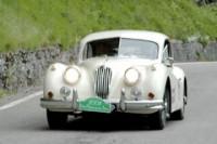 Jaguar 140 XK FHC 1956