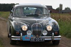 Jaguar 3.8 litre Mk2 1961
