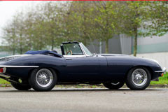 Jaguar E-Type 4.2 OTS 1970