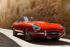 Jaguar E-type, 4,2 1966