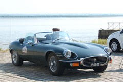 Jaguar E-type Roadstar 12 cil 1973