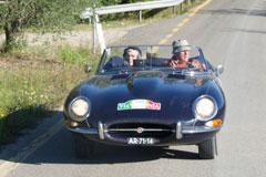 Jaguar E-type S1 Roadster 1965