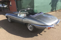 Jaguar E-type 1969