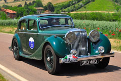 Jaguar Mark 4 1948