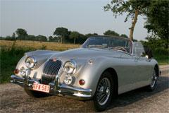 Jaguar XK 150 drophead coupe 1957