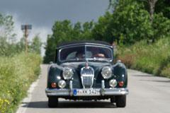 Jaguar XK DHC 1956