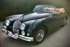 Jaguar XK 150 DHC 1959