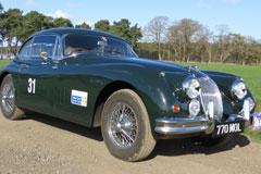 Jaguar XK150S 1960