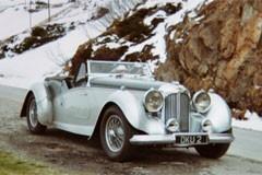 Lagonda LG45 Rapide 1939