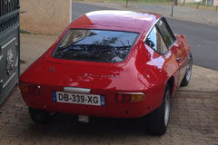 Lancia Fulvia Zagato 1.3S 1973