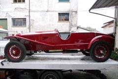 Lancia Lambda Spider MM 1928